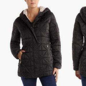 Steve Madden Women's Glacier Shield Quilted Jacket